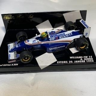 【希少!】PMA ミニチャンプス Williams FW15 A...