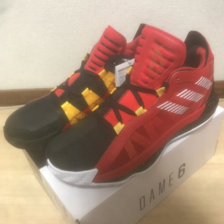 【値段交渉あり】adidas デイム 6
