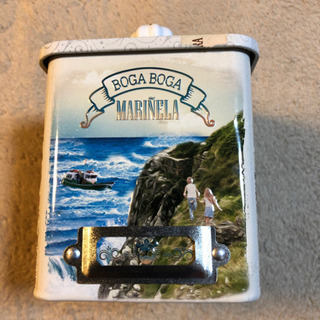 スペイン 空き缶