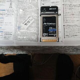 無線LANカード バファロー WLI-CB-G54