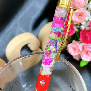 New♡♡ハーバリウムボールペン