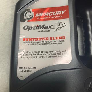 マーキュリー 2ストロークオイル オプティマックス DFIオイル