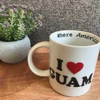 グアムで購入したマグカップ