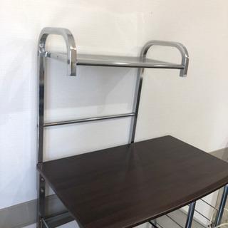 レンジ台 炊飯器台 キッチン - 家具