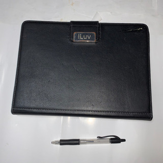 ILUV.キーボード付きタブレットケース