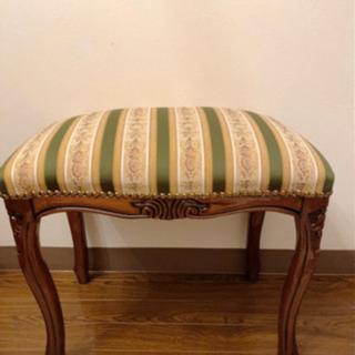 クラシック イタリア スツール 椅子