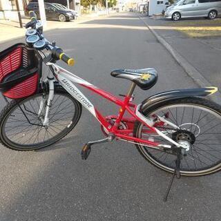 自転車 ブリヂストン 24インチ