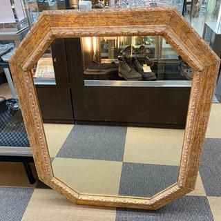 アンティーク 鏡 インテリア 壁掛け ミラー