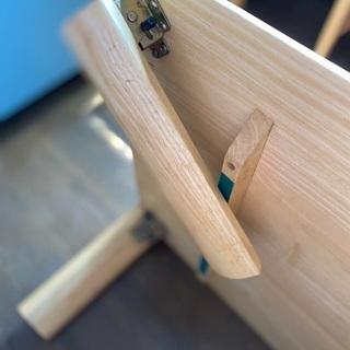 【今だけ!】楽々折りたたみテーブル 750×600 − 宮城県