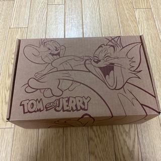 トムとジェリー TOM and JERRY ハイカット スニーカー 26.0cm - 青森市