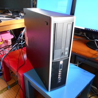デスクトップパソコン HP Compaq 6200 ② Wind...