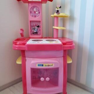 ミニーちゃんの♡IHキッチン
