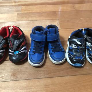 男の子 靴 15、16センチ
