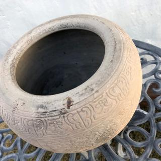 火鉢 壺 ②