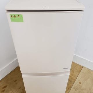 SHARP冷蔵庫 ピンク 137L 東京 神奈川 格安配送 ka15