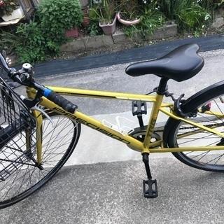 スポーツ自転車 丁寧に 保管しています
