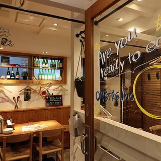 【新宿】オシャレな隠れ家オイスターバーで働きませんか!?飲食店の...
