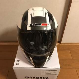 バイク用ヘルメット LS2 中古品