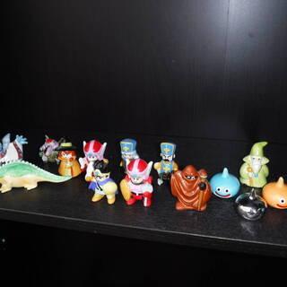 陶器人形 ドラゴンクエスト 当時物 セット レア