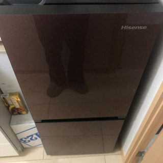 冷蔵庫 2019年1月購入 134L