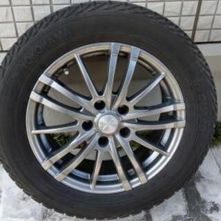 ヨコハマタイヤ/iceGUARD IG30 ホイール タイヤ 4...