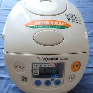 象印炊飯器 NS-UK05