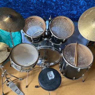 ハイハット変え有り ヤマハ中古ドラムセットの画像