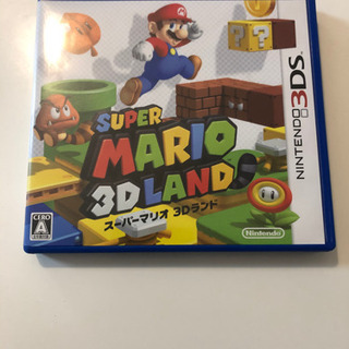 3DS  スーパーマリオ3Dランド