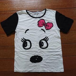 スヌーピー(ベル) 半袖Tシャツ XS