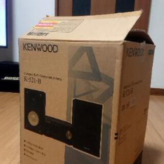 KENWOOD iPod USB AUX対応