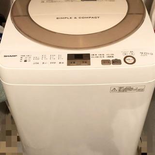 縦型洗濯機 7.0kg