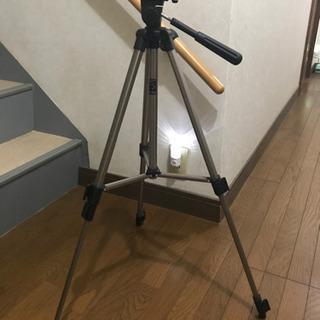 ビデオカメラ用 三脚