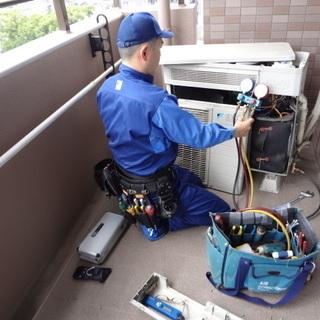 コロナで仕事増加!月収100万も狙えるエアコン整備士の仕事