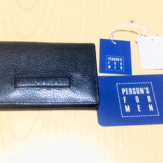 ★ PERSON'S FOR MEN 名刺入れ ★