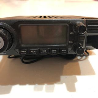 ICOM アイコム ic208 アマチュア無線機 中古