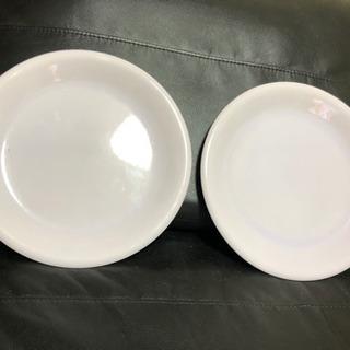 大皿 新品未使用 ラベンダー色 薄紫