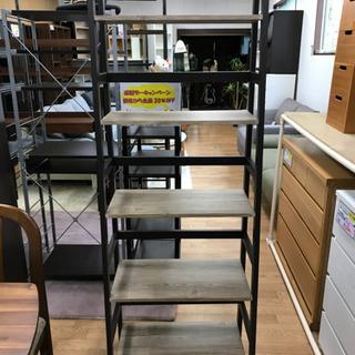 【リサイクルサービス八光 田上店 配達・設置OK】木目調 大型シェルフ