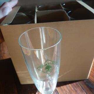 1つ売れました!残り1つハートランドビール ゴブレット グラス6...