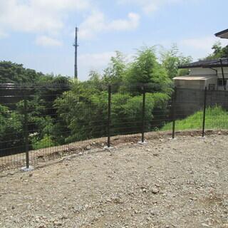 格安!住宅フェンス設置いたします。1m辺り¥6000(フェンス+...