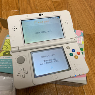 付属品完備 New Nintendo 3DS