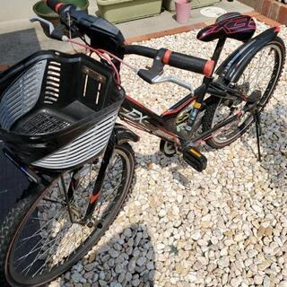 子ども用自転車(小学生 男児用)24インチ
