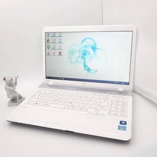 NEC Corei5 メモリ4GB SSD250GB ノートパソコン