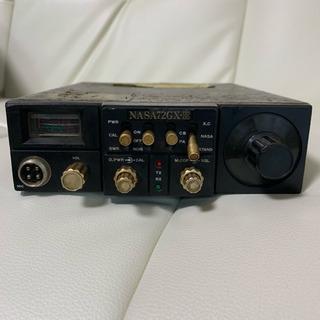 CB無線 NASA72GX-Ⅱ ジャンク扱い