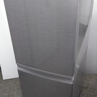 配達設置🚚 冷蔵庫 2ドア 137L どっちでもドア