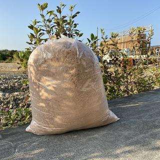 おがくず&おが粉混合(宮崎県産飫肥杉)ペットの寝床や畑の堆肥に