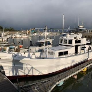 地場造船45feet遊漁船