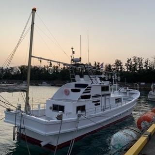 地場造船45feet遊漁船 - 福井市