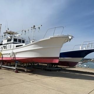 地場造船45feet遊漁船 - 売ります・あげます
