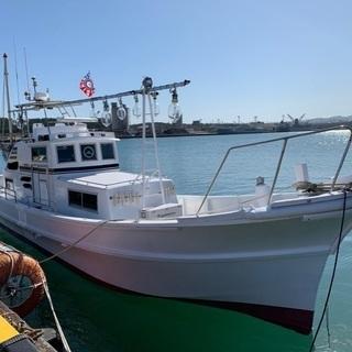 地場造船45feet遊漁船 - スポーツ