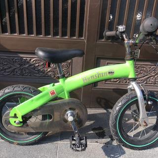 幼児用自転車12.5インチ
